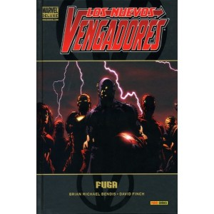 Marvel Deluxe. Los Nuevos Vengadores 1 Fuga