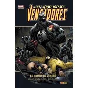 Marvel Deluxe. Los Poderosos Vengadores 2 La bomba de Veneno