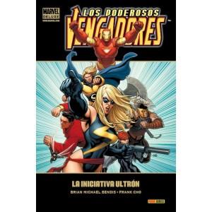 Marvel Deluxe. Los Poderosos Vengadores 1 La iniciativa Ultrón
