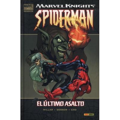 Marvel Deluxe. Marvel Knights: Spiderman 1 Entre los muertos