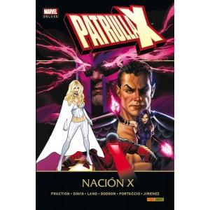 Marvel Deluxe. Patrulla-X: Nación X