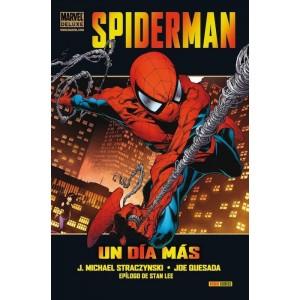 Marvel Deluxe. Spiderman: Un día más