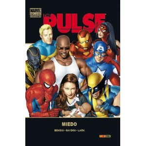 Marvel Deluxe. The Pulse 2 Secret War