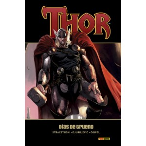 Marvel Deluxe. Thor 2 Días de trueno