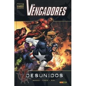 Marvel Deluxe. Los Vengadores: Desunidos