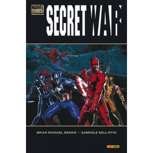 Marvel Deluxe. Secret War