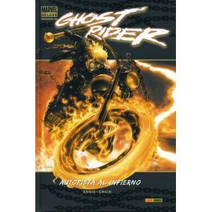 Marvel Deluxe. Ghost Rider: Autopista al Infierno