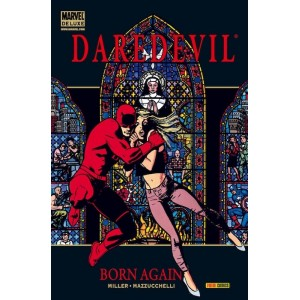 Marvel Deluxe. Daredevil: Born Again