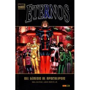 Marvel Deluxe. Eternos: Del Génesis al Apocalipsis