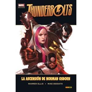 Marvel Deluxe. Thunderbolts: La ascención de Norman Osborn