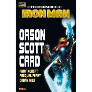 Marvel Deluxe. Ultimate Iron Man