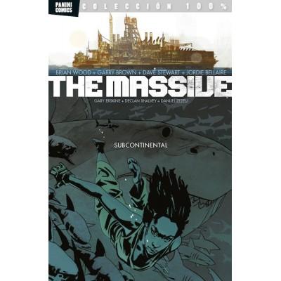 100% Cult Comics. The Massive 1 Black Pacific