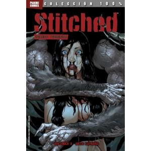 100% Cult Comics. Stitched 3 Siete espadas