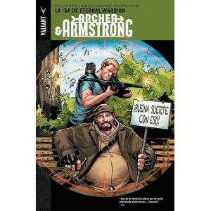 Archer and Armstrong nº 01: El Codigo Miguel Angel