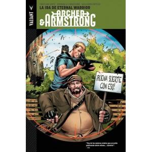 Archer & Armstrong 2 La ira de Eternal Warrior