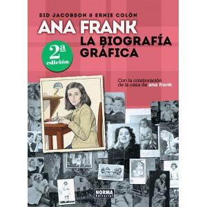 Ana Frakn. La Biografía Gráfica