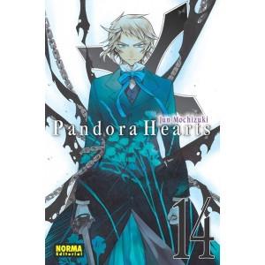 Pandora Hearts nº 14