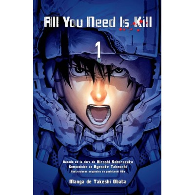 All You Need is Kill nº 01