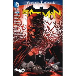 Batman - Gothtopia nº 01