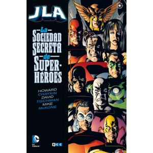 JLA - Sociedad Secreta de Superhéroes