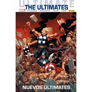 Coleccionable Ultimate 61 The Ultimates 7: Nuevos Ultimates
