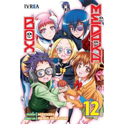 Medaka Box nº 11