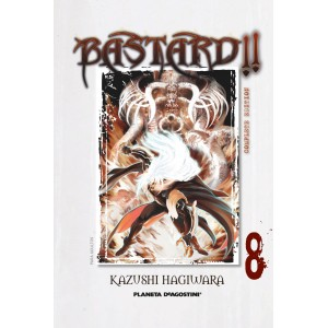 Bastard!! Complete Ed. nº 08