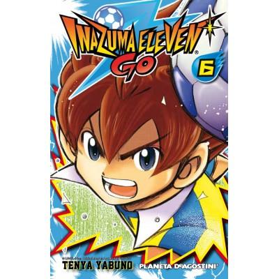 Inazuma Eleven Go! nº 05