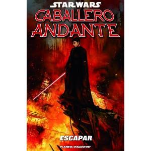 Star Wars Caballero Andante nº 03: Escapar