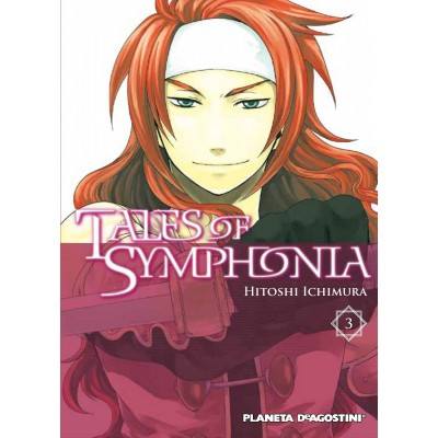 Tales Of Symphonia nº 02