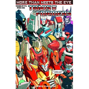Transformers: More than meets the eye nº01
