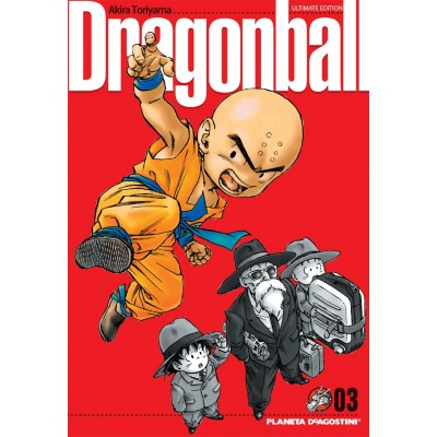 Dragon Ball Ultimate Edition Nº 03