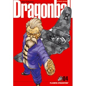 Dragon Ball Ultimate Edition Nº 04