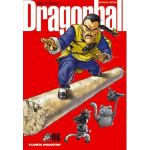 Dragon Ball Ultimate Edition Nº 06