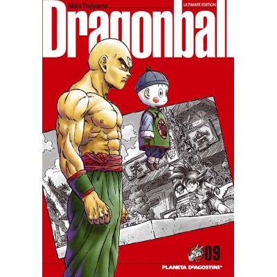 Dragon Ball Ultimate Edition Nº 09
