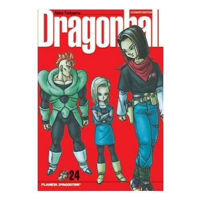 Dragon Ball Ultimate Edition Nº 24