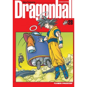 Dragon Ball Ultimate Edition Nº 28