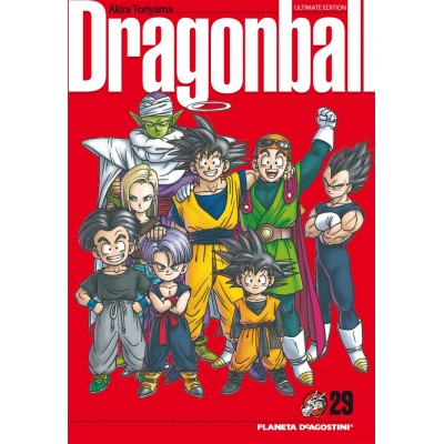 Dragon Ball Ultimate Edition Nº 29