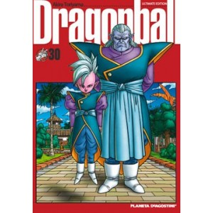 Dragon Ball Ultimate Edition Nº 30
