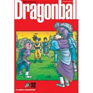 Dragon Ball Ultimate Edition Nº 32