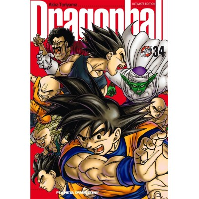 Dragon Ball Ultimate Edition Nº 34