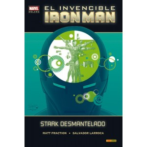 Marvel Deluxe. El Invencible Iron Man 3 Stark desmantelado