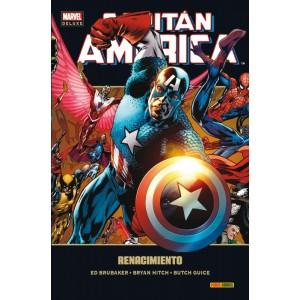 Marvel Deluxe. Capitán América 9 Renacimiento: Prólogo