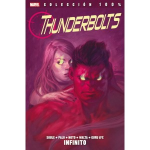100% Marvel. Thunderbolts 3 Infinito