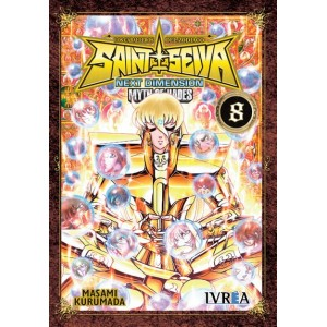 Saint Seiya Next Dimension Myth Of Hades nº 08