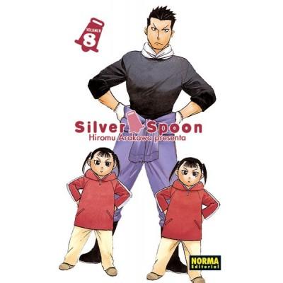 Silver Spoon nº 07