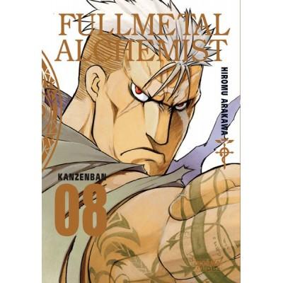 Fullmetal Alchemist Kanzenban nº 08