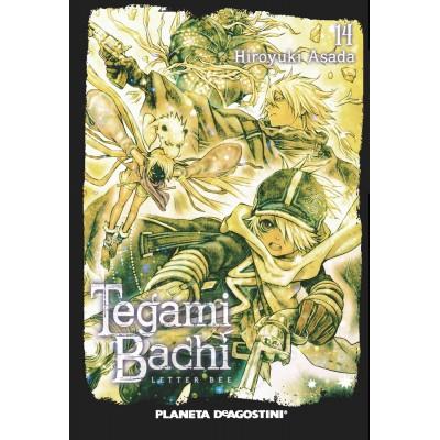 Tegami Bachi nº 13