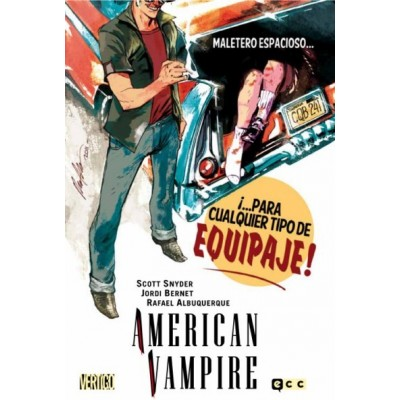 American Vampire nº 03 (Rústica)