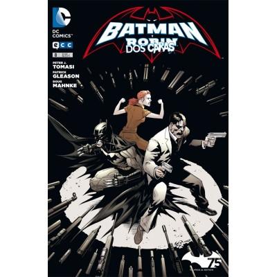 Batman y Robin nº 07
